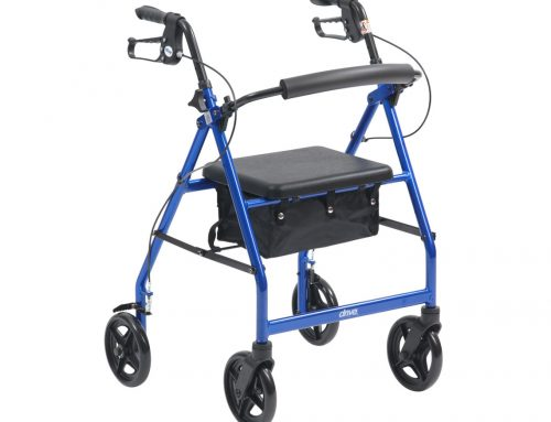 Lightweight Aluminium Rollator Review