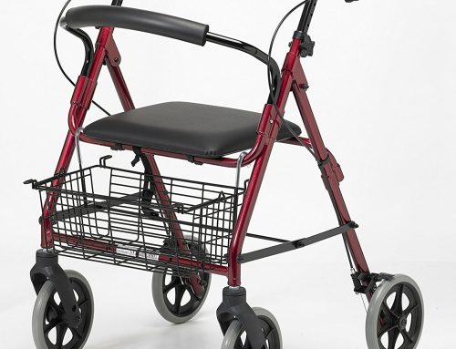 Walker Wheelchair Combo Review
