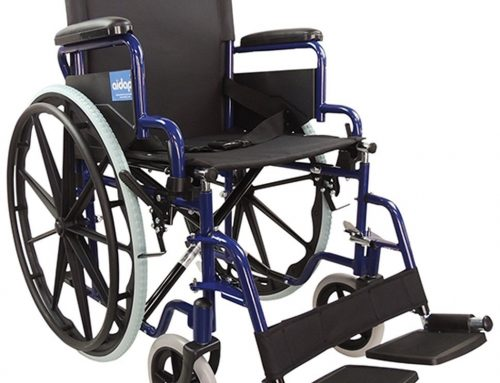 Self Propelled Budget Wheelchair