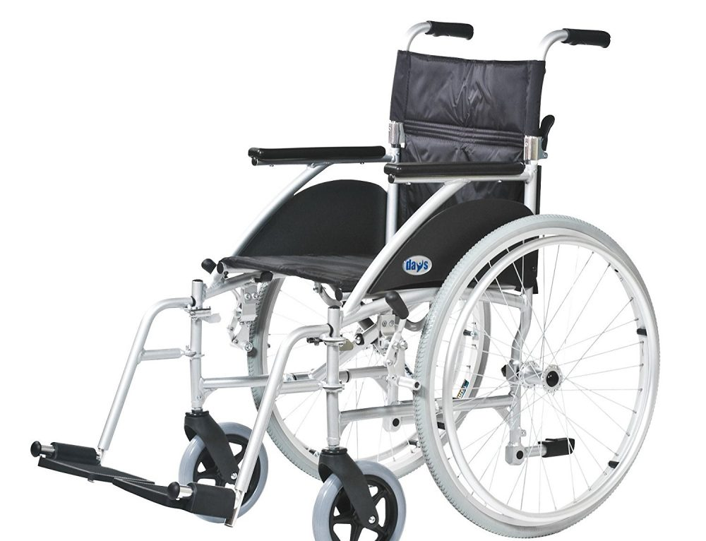 Swift Self Propelled Wheelchair Review