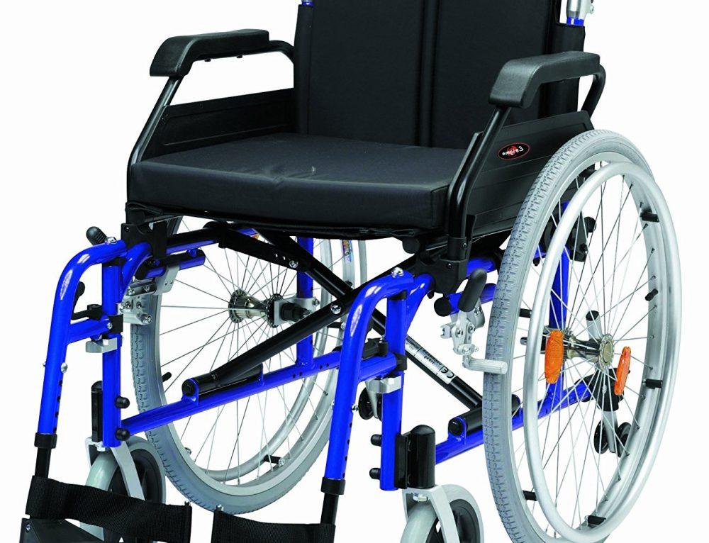 Aluminium Self Propel Wheelchair Review
