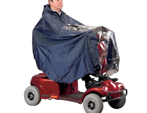 Universal Size Mobility Scooter Cape Review