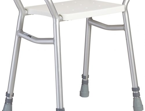 Height Adjustable Lightweight Shower Stool Review
