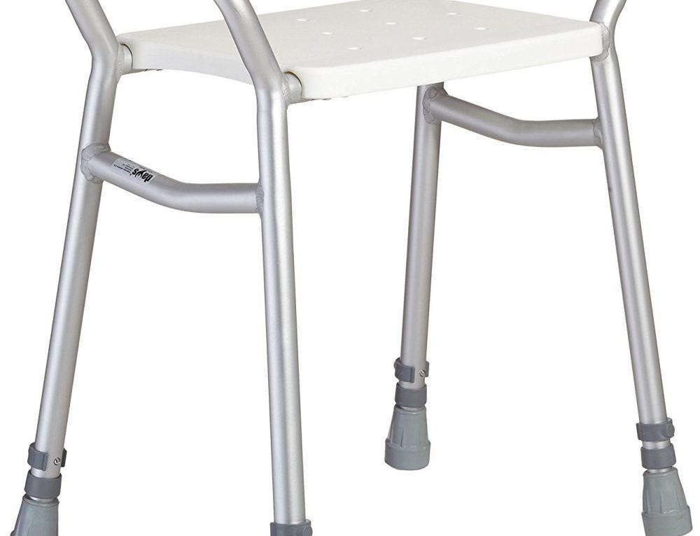 Height Adjustable Lightweight Shower Stool Review