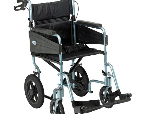 Escape Lite Wheelchair Review