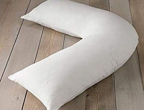 V Shaped Back Support Pillow Review