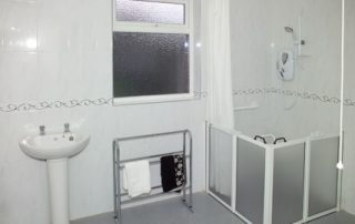Home adaptations for disabled people