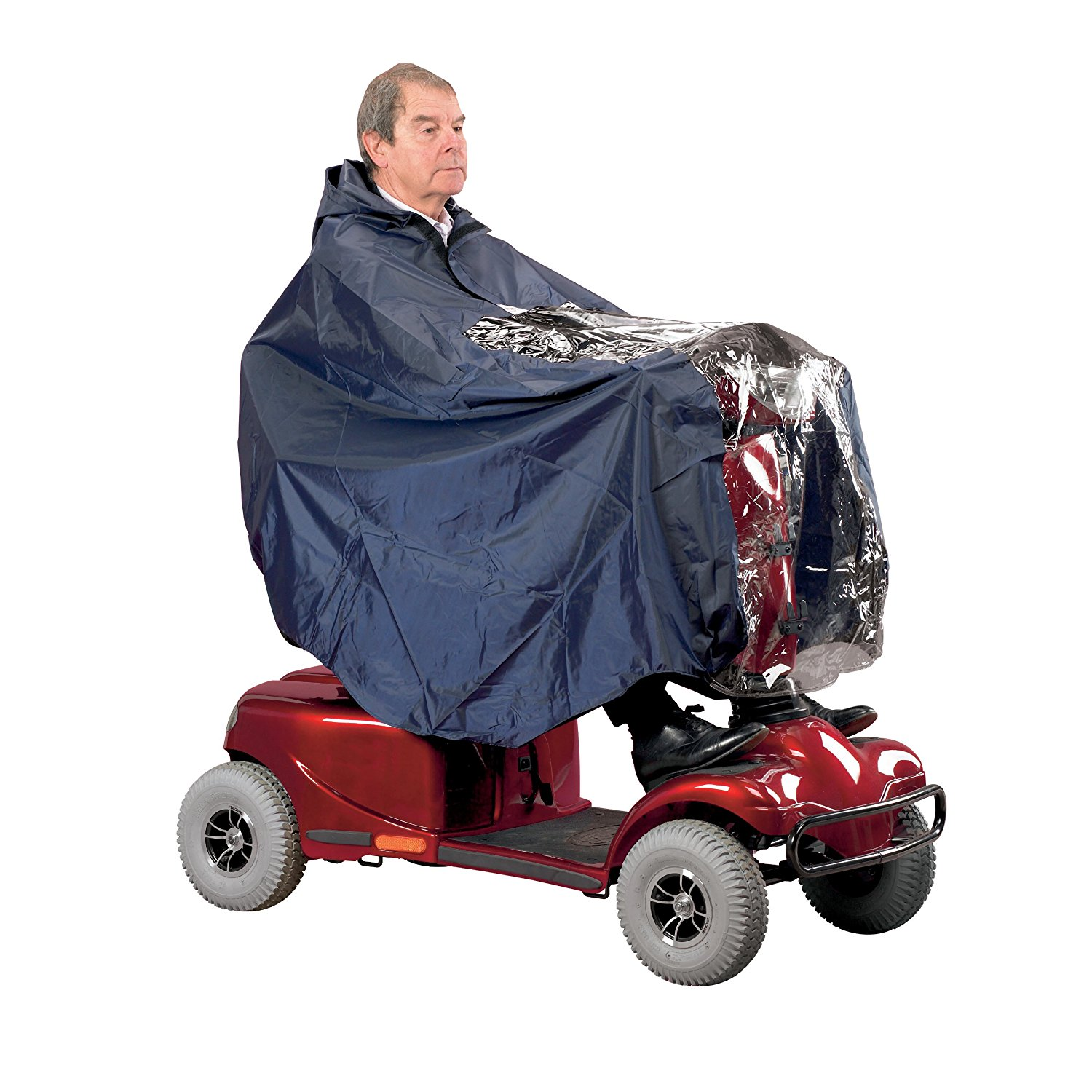 Universal Size Mobility Scooter Cape Review Shop Disability