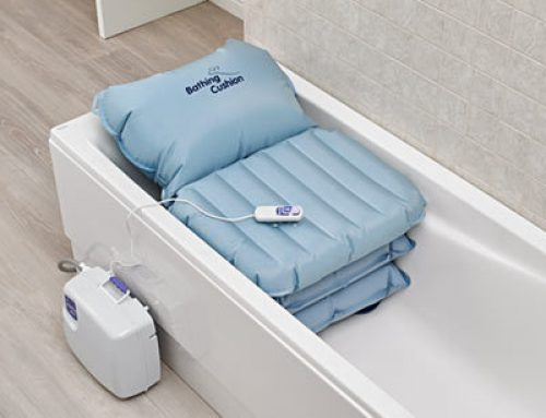 Inflatable Bathing Cushion
