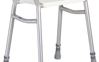 height adjustable lightweight shower stool