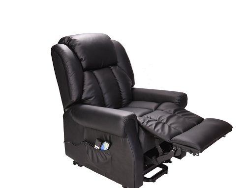 Hainworth Recliner Chair with Massage