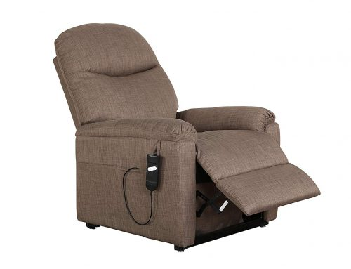 Georgia Single Motor Recliner Chair