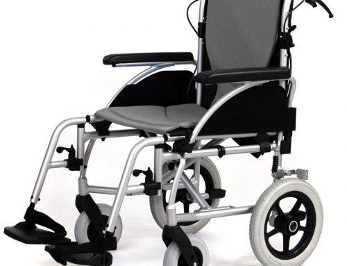 Orbit Folding Lightweight Wheelchair