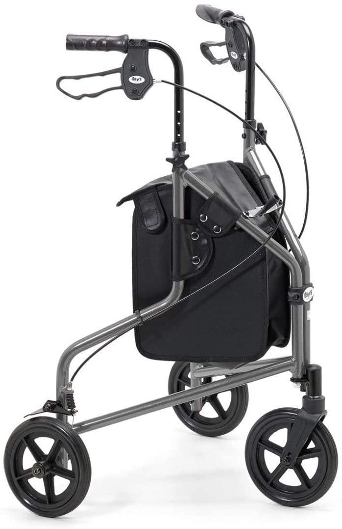 days 3 wheeled upright walker