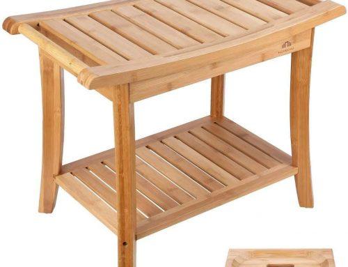 Wooden Shower Seats