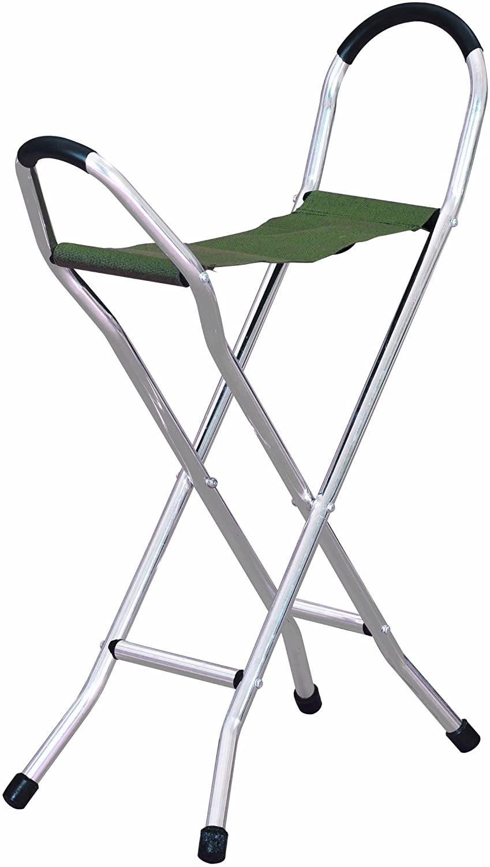 homecraft folding walking seat