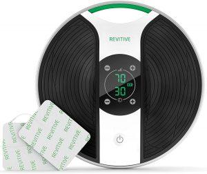 revitive medic knee circulation booster