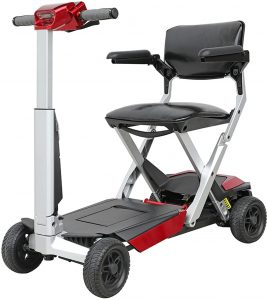drive autofold elite electric scooter