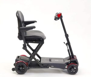 drive devilbiss automatic folding scooter