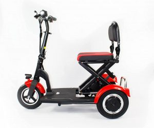 lupin folding mobility scooter